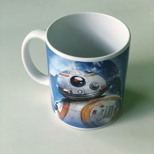Star Wars Galerie BB-8 Collectors Coffee Mug EUC